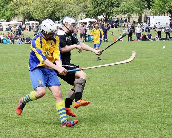 Meadows Festival Shinty 2017